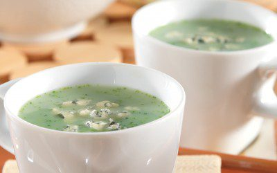 Quick Broccoli Soup
