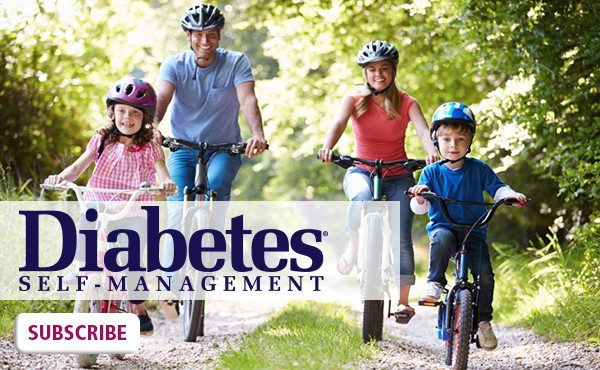 Stay on top of your diabetes control!