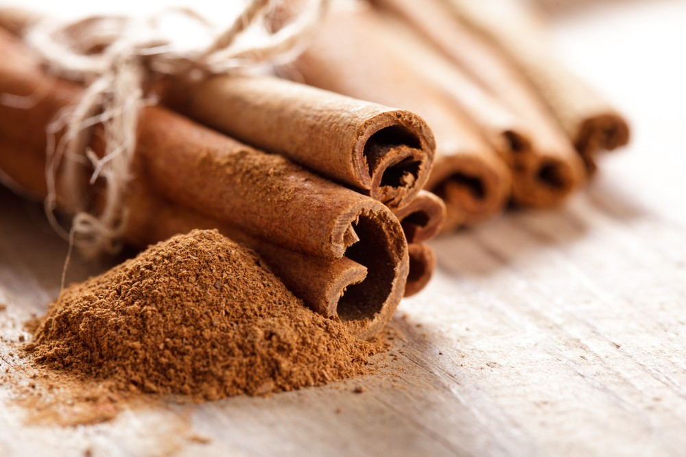 Using crushed cinnamon for diabetes