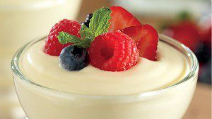 Amy's Lemon Mousse