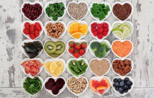 Five Foods for Heart Health