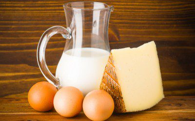 Going to the Grocery Store with Diabetes: The Dairy Aisle — Eggs, Milk, and Snacks