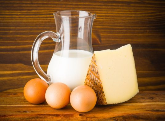 Eggs, Milk, and Snacks: Diabetes Nutrition