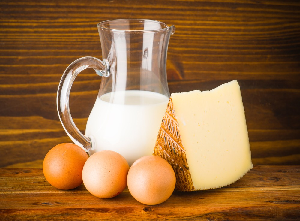 Going to the Grocery Store with Diabetes: The Dairy Isle — Eggs, Milk, and Snacks