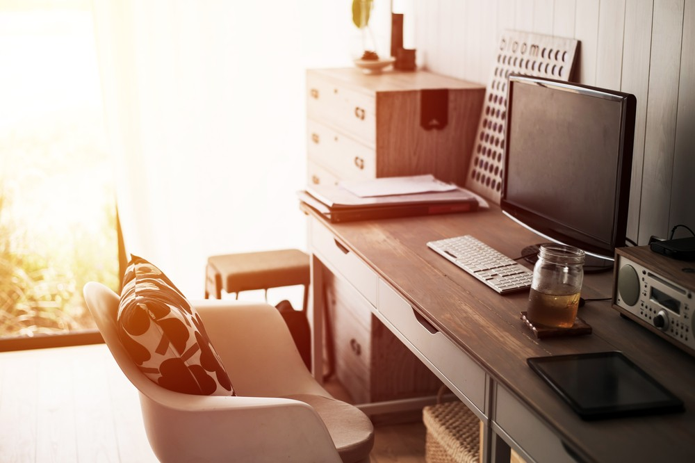 Making a Living with Diabetes: Working from Home