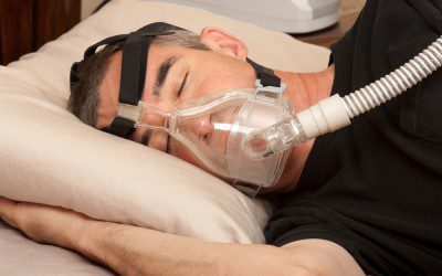 CPAP May Improve Blood Sugar Levels