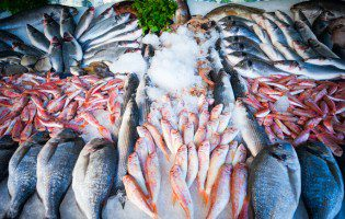 Going to the Grocery Store With Diabetes: The Fish Counter