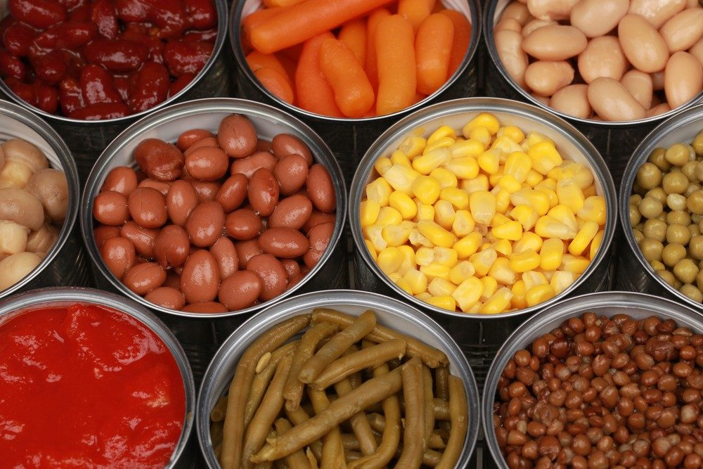 Going to the Grocery Store With Diabetes: Canned Goods Can Be Good