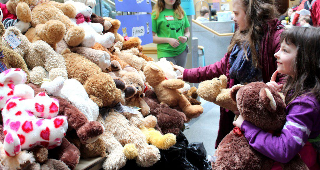 "Joslin Diabetes Center to Host Annual ""Teddy Bear Clinic"""