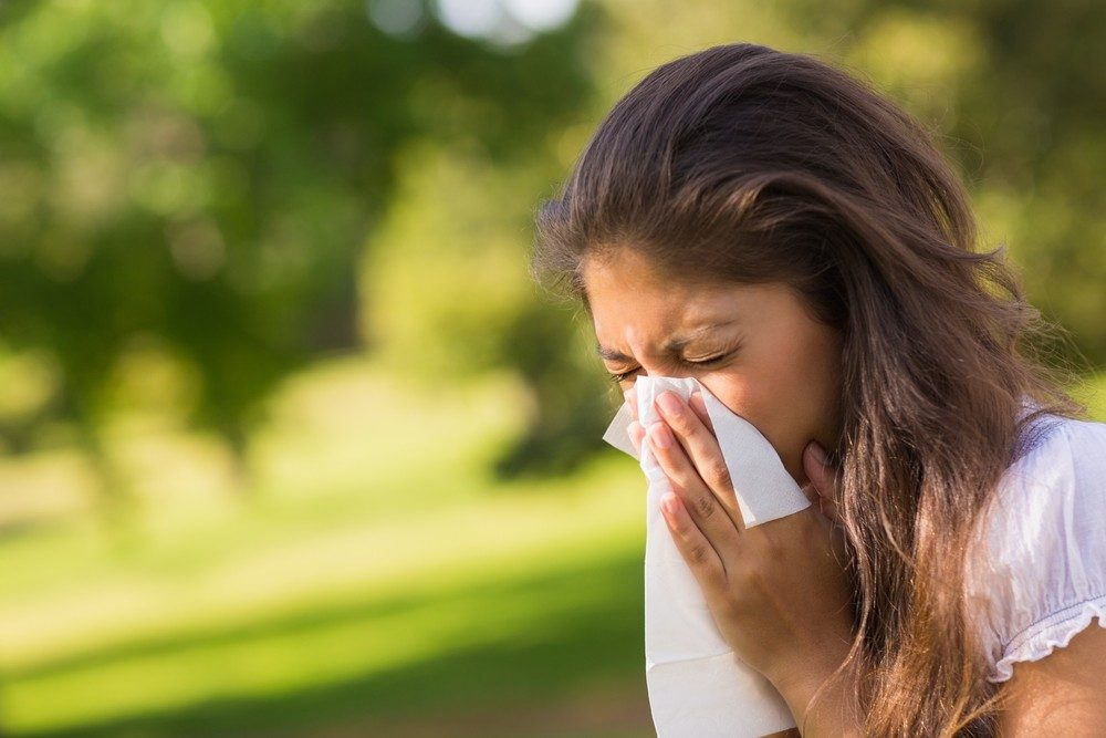 Sneezes and Wheezes: Seasonal Allergies and Diabetes
