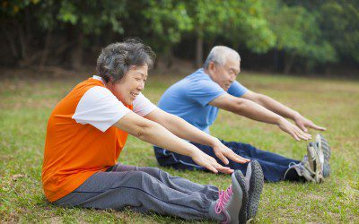Intensive Lifestyle Changes for Seniors