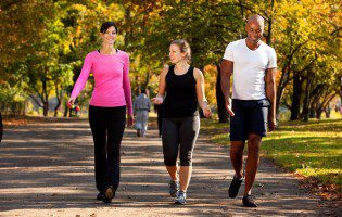 """""""Everyday Steps"""" Walking Guide Launched to Help People With Type 2 Diabetes"""