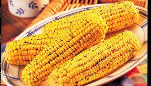 Herbed Corn on the Cob