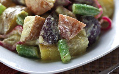 Farmers' Market Potato Salad