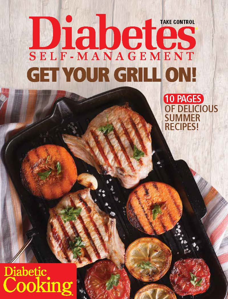 Get Your Grill On ~ Free download—get your grill on diabetes self management