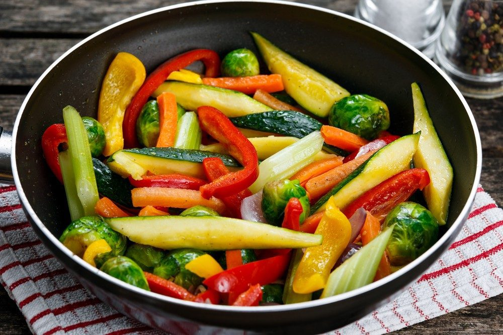 Five Ways to Cook Healthy, Tasty Vegetables