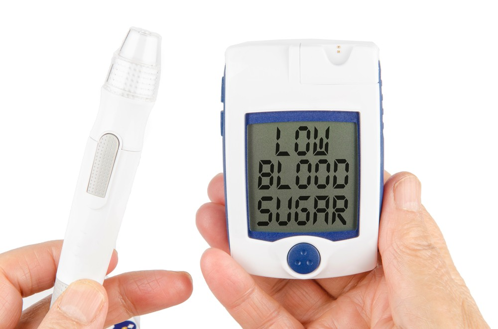 Managing Blood Sugar Lows