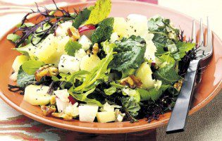 Bountiful Harvest Vegetable Salad