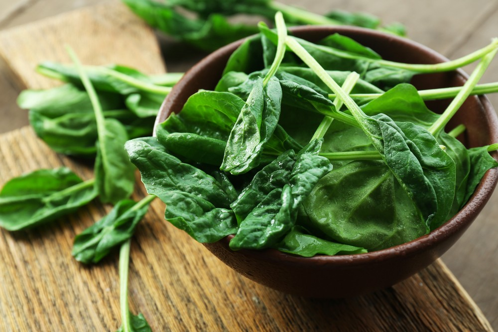 Celebrate Fresh Spinach Day