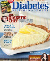 Pick Up the July/August Issue of <i>Diabetes Self-Management!</i>
