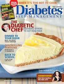 Pick Up the July/August Issue of Diabetes Self-Management!