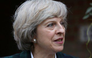 Theresa May First World Leader With Type 1 Diabetes