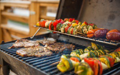 Summer Portion Control: From Beach to Barbecue