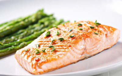 Fatty Fish May Decrease Risk of Diabetic Retinopathy