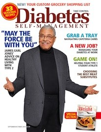 Pick Up the September/October Issue of Diabetes Self-Management!