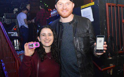 Country Star Eric Paslay Visits Kids With Diabetes From Joslin