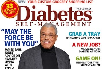 James Earl Jones Dishes on Life With Diabetes In Our Newest Issue