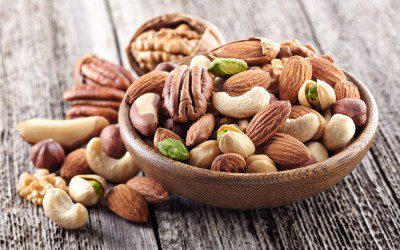 Nuts and Disease Risk