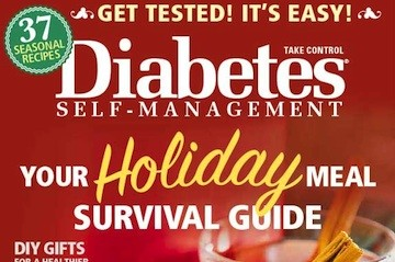 Navigate the Holidays With the Newest Issue of <i>Diabetes Self-Management!</i>