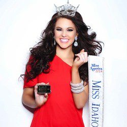 Sierra Sandison, Miss Idaho 2014, Talks Diabetes