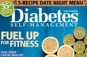 Pick Up the January/February Issue of <i>Diabetes Self-Management!</i>
