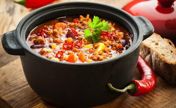 Comforting Slow Cooker Chili