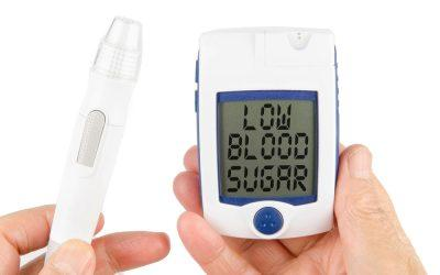 fear of hypoglycemia - diabetes self-management, Skeleton