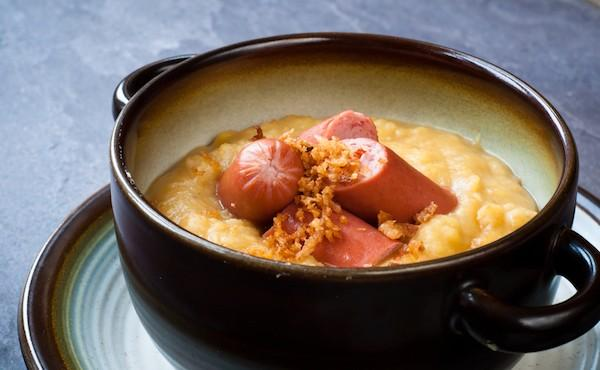 Home-Style Meat and Potato Soup