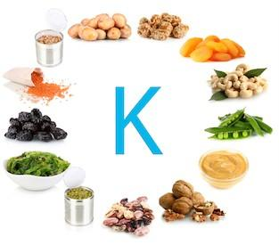 Foods Containing Vit K