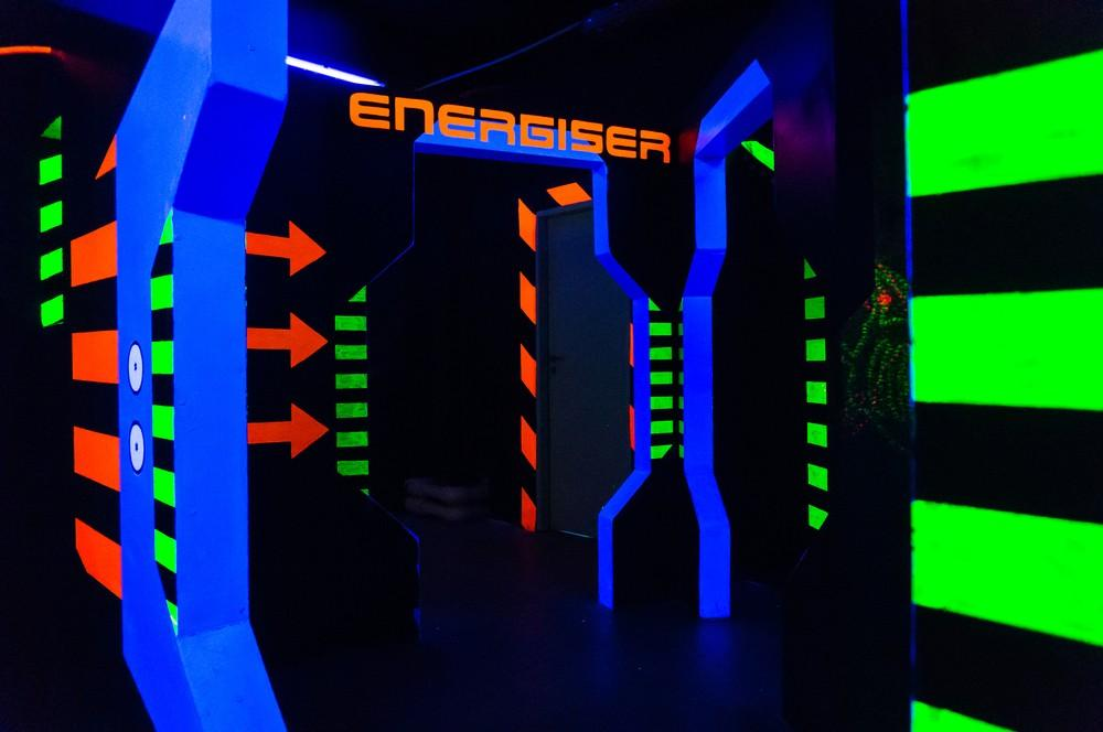 Free Laser Tag Event for Children With Diabetes