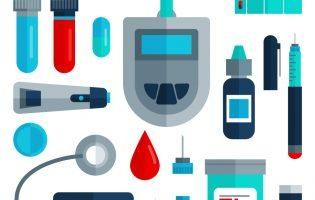 New Diabetes Products for 2017: Apps, Glucose Gel, and Sweetener