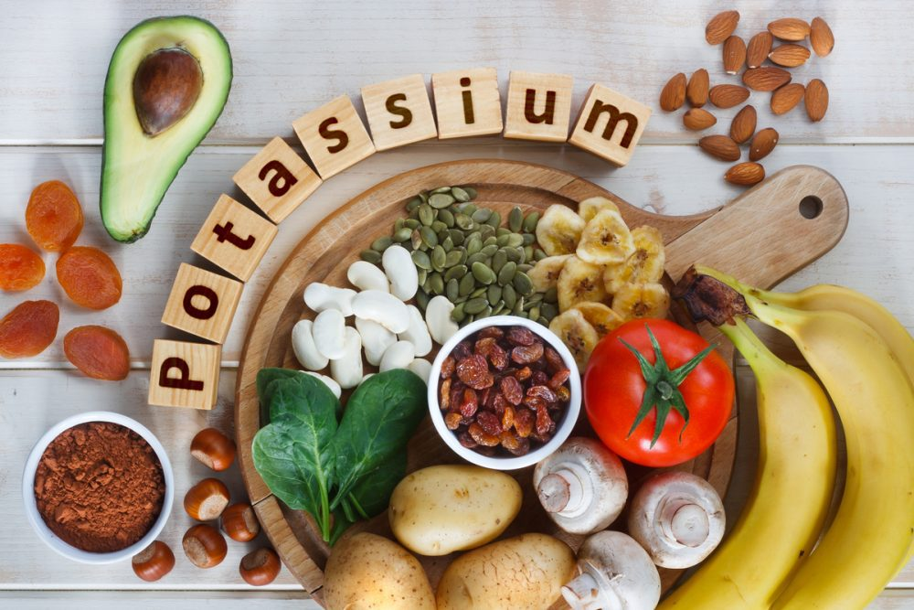 Potassium-rich foods -- The Power of Potassium