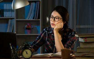 """Night Owls"" With Type 2 Diabetes More Prone to Depression"