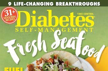 Get the May/June 2017 Edition of <i>Diabetes Self-Management</i>