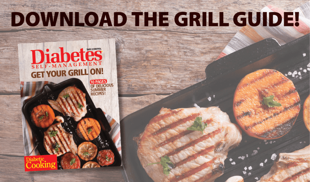 Get Cooking With Our Diabetic Recipes for the Grill