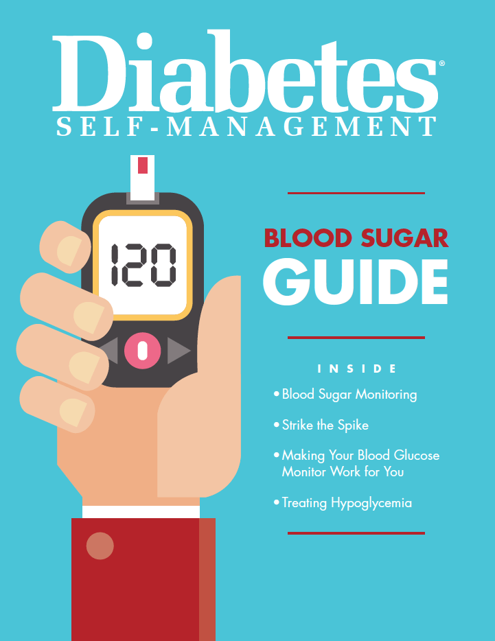 blood sugar guide cover