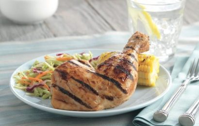 Grilled Marinated Chicken
