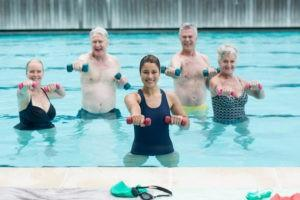 Water Exercise for Diabetes