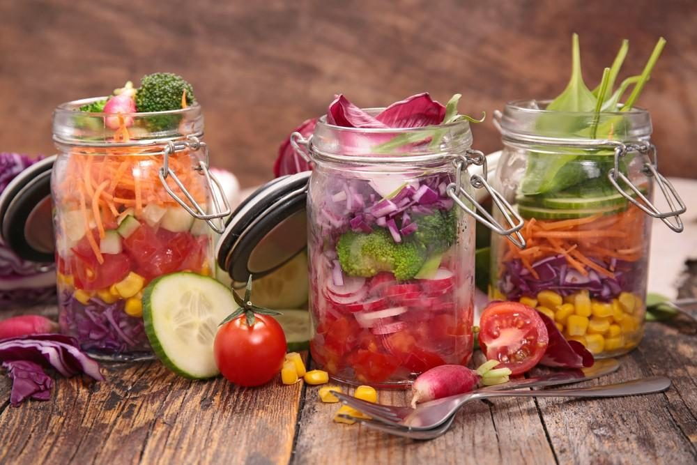 Kitchen Tools for Healthy Eating: Mugs, Jars, and Cookie Sheets
