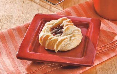Apple Butter Rolls